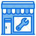Wrench Store Icon