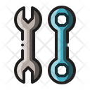 Wrenches Wrench Tool Icon