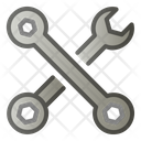 Wrench Equipment Tools Icon