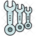 One Headed Wrenches Icon