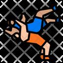 Wrestler Icon