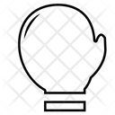 Wrestling Gloves Boxing Sport Icon