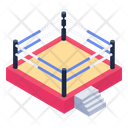 Wrestling Ring Boxing Ring Wrestling Field Icon