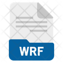 Wrf file Icon