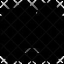 Wrinkle Design Grunge Icon