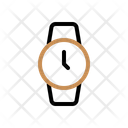 Wrist Watch Watch Time Icon