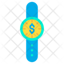 Wristwatch Investment Time Invest Time Icon