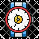 Wristwatch Timer Timepiece Icon