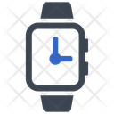 Hipster Smart Watch Icon