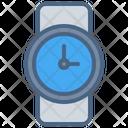 Wristwatch Watch Clock Icon