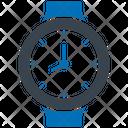 Wristwatch Clock Time Icon