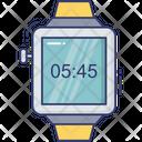 Wristwatch Watch Digital Icon