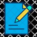 Wright Edit Write Icon