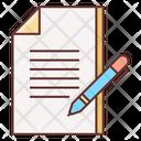 Mwrite Write Edit Icon