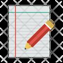 Write Edit News Icon