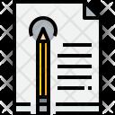 Write Education Study Icon