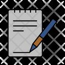 Write Pen Edit Icon