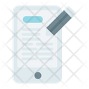 Write Blog Content Icon