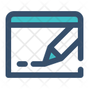 Blog Write Page Icon