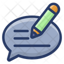 Write Comment Feedback Edit Comment Icon