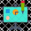 Write Diagram Write Diagram Icon