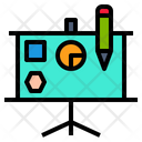 Write Diagram Write Diagram Icon