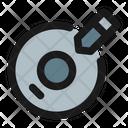 Write Disc Icon