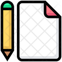 Write File Icon