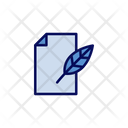 Write Letter Letter Writing Writing Icon