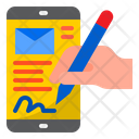 Write Mail Write Email Write Icon