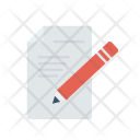 Write note Icon