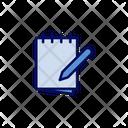 Write note Icon