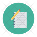 Write pad Icon