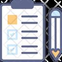 Write Test Icon