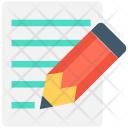Writing Pencil Compose Icon