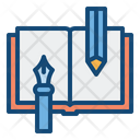 Writing Pen Pencils Icon