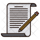 Writing Icon