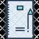 Writing Script Handwriting Icon