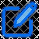 Writing Tweet Compose Icon