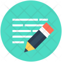 Writing Pencil Compose Icon