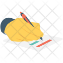 Writing cheque Icon