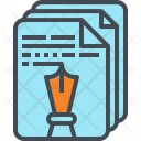 Writing Essay Article Icon