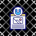 Content Internet Blog Icon
