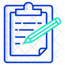 Notes Writing Notes Note Icon