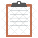 Writing Pad Icon