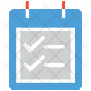 Writing Pad Notepad Icon