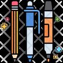 Writing Tools Writing Tool Fountain Pen Icon