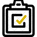 Written Feedback Icon
