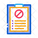 Written Requests Icon
