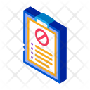 Written Protest Requests Icon